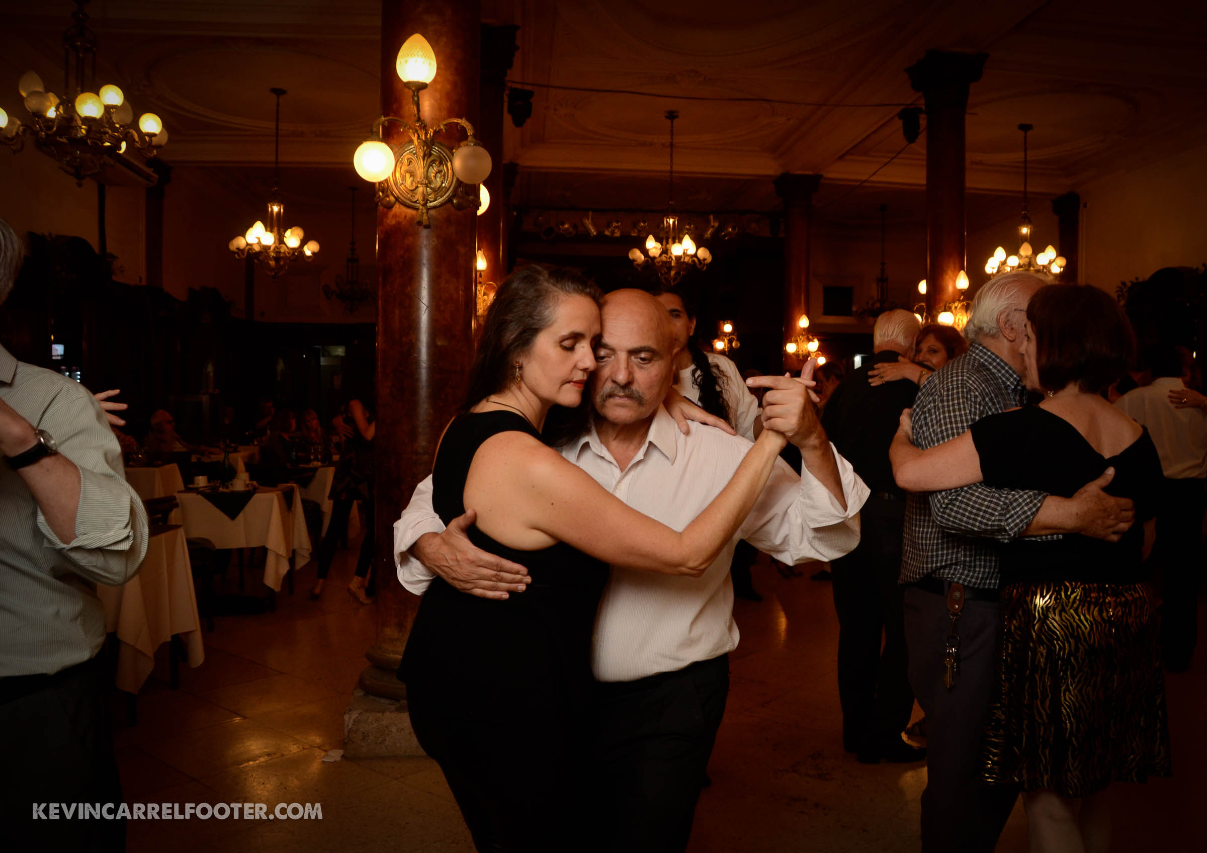 Diego and Zoraida by People of Tango